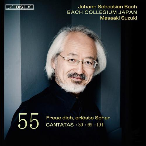 Bach Cantatas 55