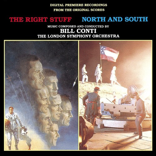 The Right Stuff (Original Soundtrack)