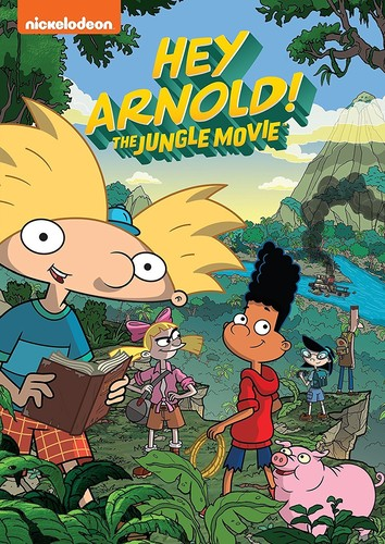 Hey Arnold! [TV Series] - Hey Arnold! The Jungle Movie