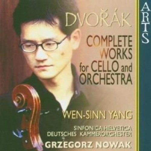 Complete Works for Cello & Orchestra