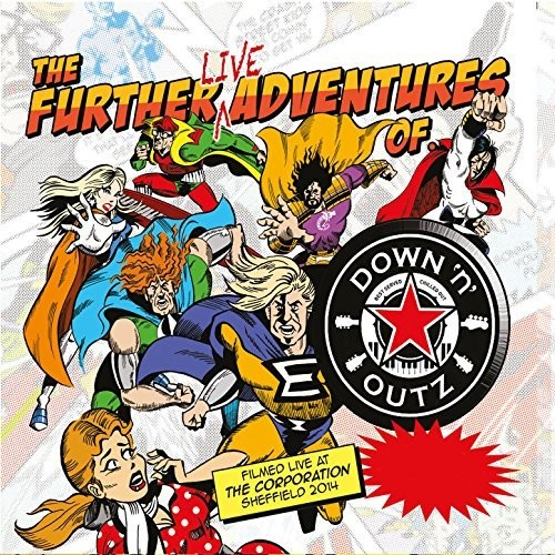Down N Outz - The Further Live Adventures Of... [2CD/DVD]