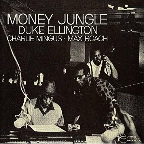 Duke Ellington / Mingus,Charles / Roach,Max - Money Jungle (Uk)