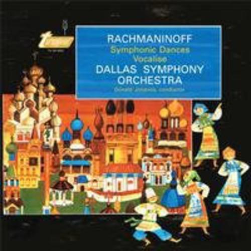 Symphonic Dances & Vocalise