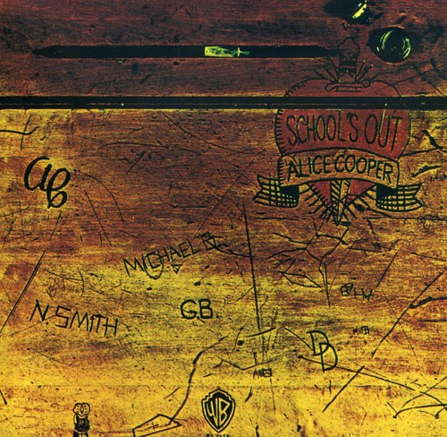 Alice Cooper - School's Out [Import]