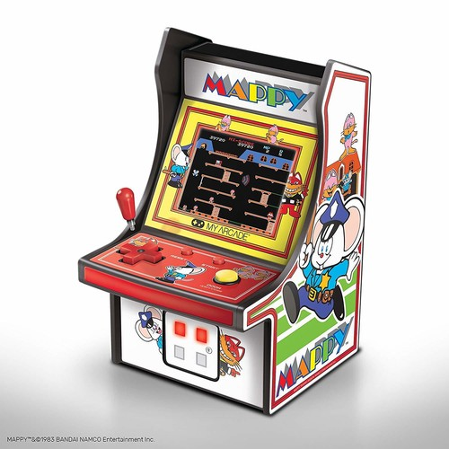 My Arcade Dgunl3224 Mappy Micro Player Retro Arca - My Arcade Mappy Micro Player