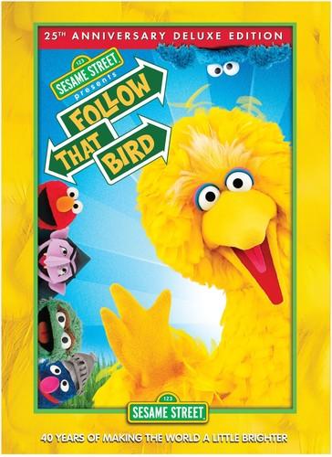 Sesame Street: Follow That Bird 25th Anniversary