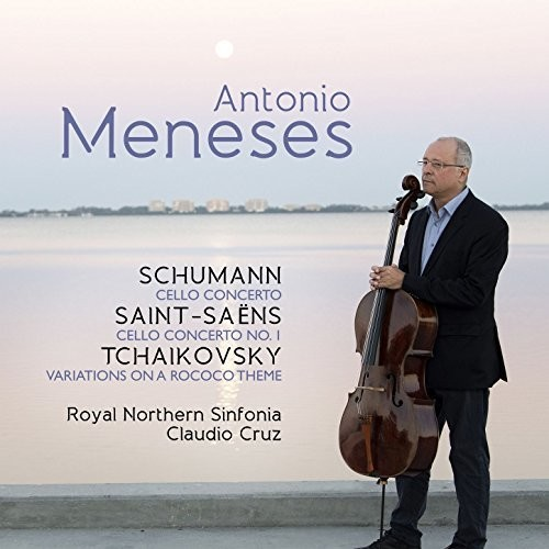Schumann Saint-Saens & Tchaikovsky