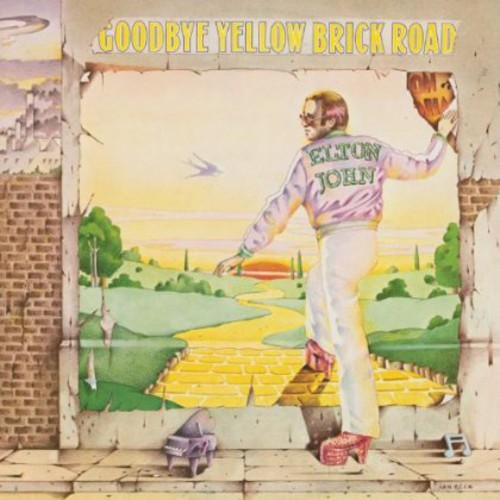 Elton John - Goodbye Yellow Brick Road: 40th Anniversary [Remastered CD]