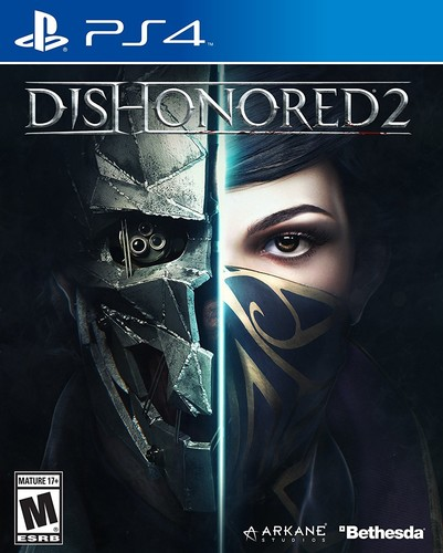 Ps4 Dishonored 2 - Dishonored 2 for PlayStation 4