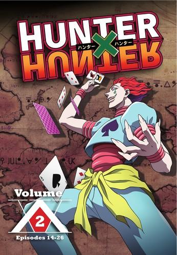 Hunter X Hunter: Volume 2 (Episodes 14-26)