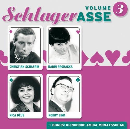 Schlager-Asse 3: Deus /  Prohaska /  Various [Import]
