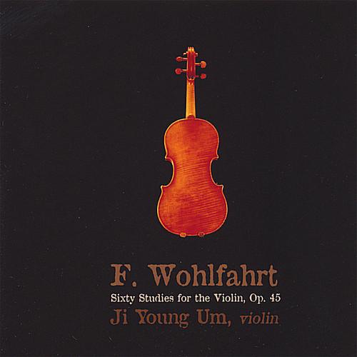 F. Wohlfahrt Sixty Studies for Violin