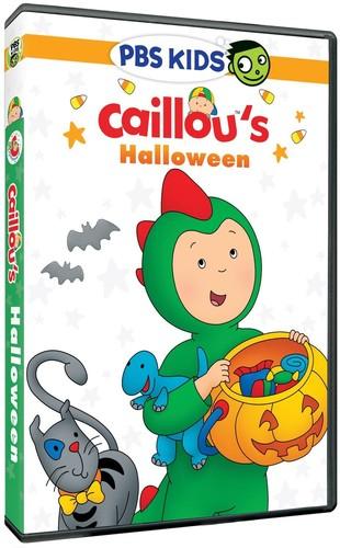 Caillou: Halloween Fun - Caillou's Halloween