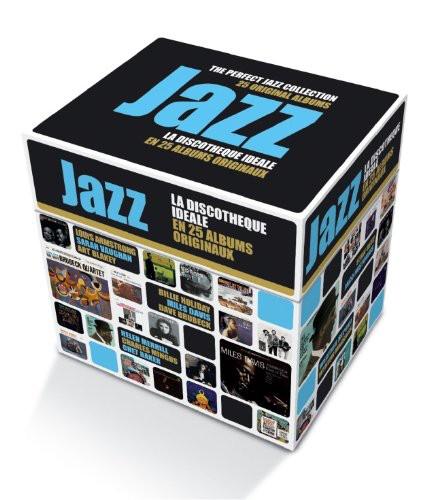 Perfect Jazz Collection 25 Original Recordings - Perfect Jazz Collection: 25 Original Recordings [Import]