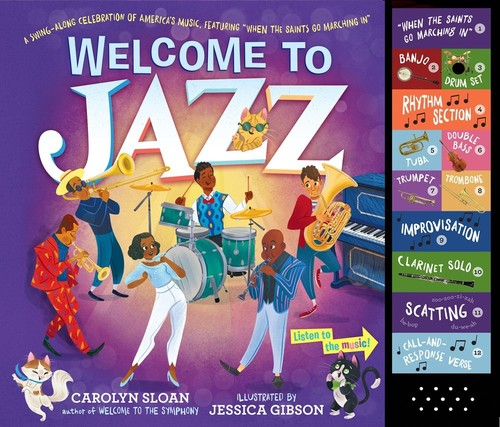 - Welcome to Jazz: A Swing-Along Celebration of America's Music, Featuring: When the Saints Go Marching In