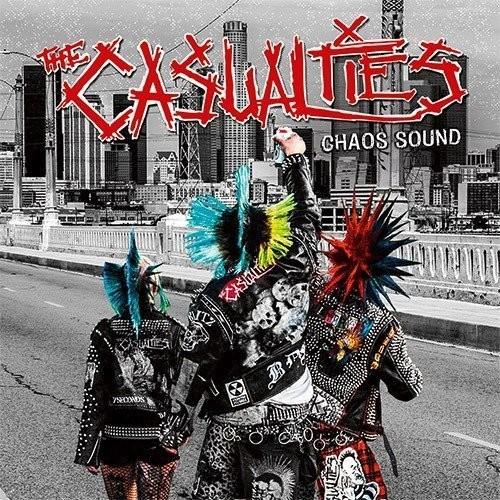 The Casualties - Chaos Sound [Vinyl]