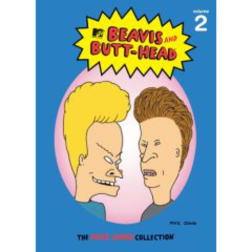 Beavis and Butt-head: The Mike Judge Collection: Volume 2