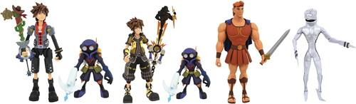 Diamond Select - Kingdom Hearts 3 Select Series 2 Figure Asst