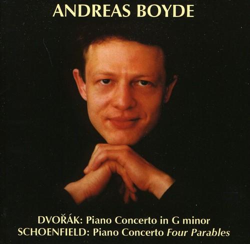 Piano Concerto: Four Parables