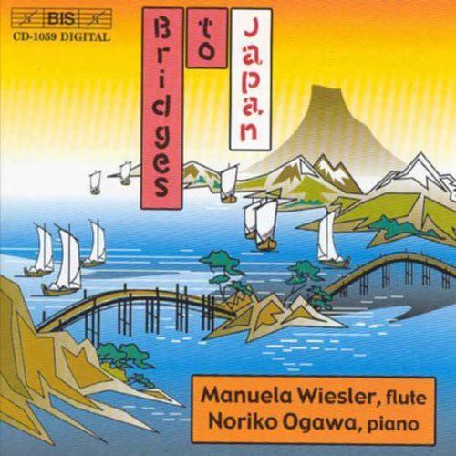 Bridges to Japan: Sonata Festosa Flute & Piano