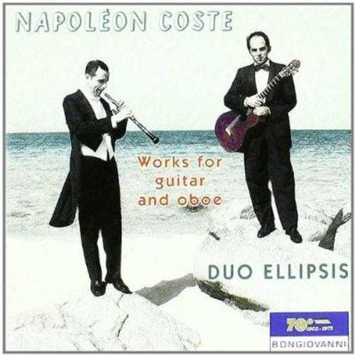 Works for Guitar & Oboe