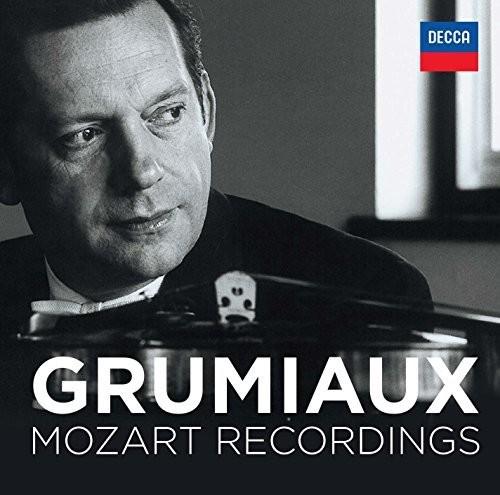 Arthur Grumiaux - Mozart Recordings