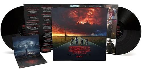 Stranger Things [TV Series] - Stranger Things: Music from the Netflix Original Series [2LP]
