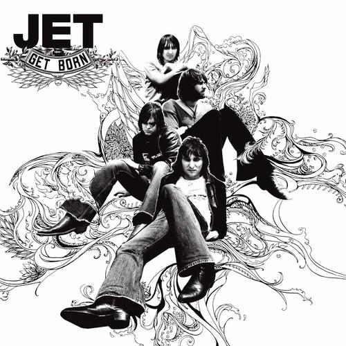 Jet - Get Born [Rocktober 2016 Exclusive Limited Edition Vinyl]