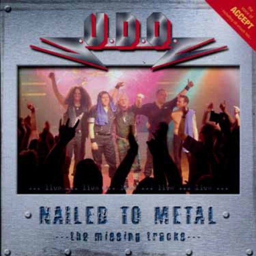 Nailed To Metal