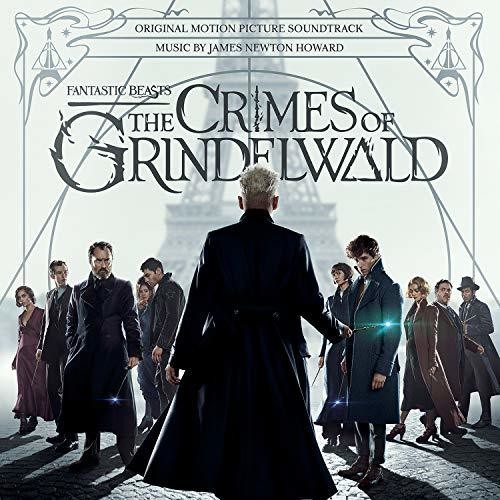 James Newton Howard - Fantastic Beasts: The Crimes of Grindelwald [Import Soundtrack]