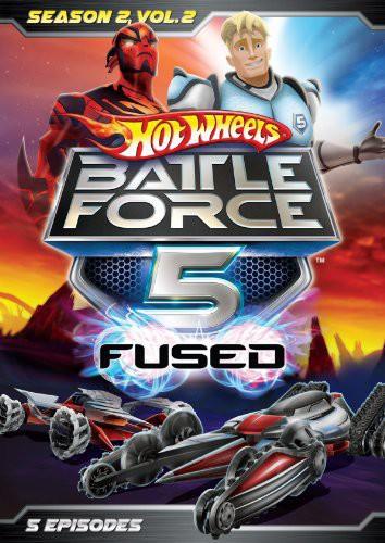 Hot Wheels Battle Force 5: Season 2: Volume 2