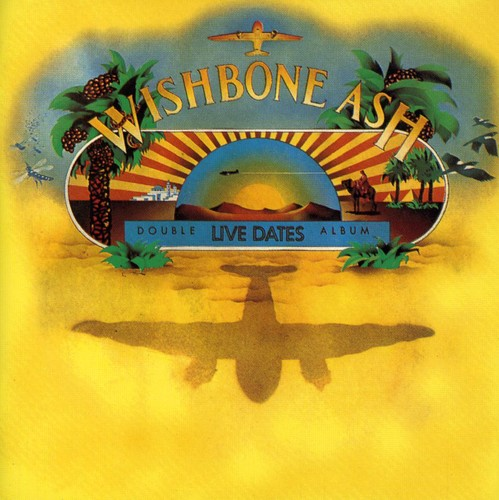 Wishbone Ash - Live Dates [Import]