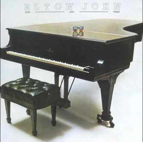 Elton John - Here And There [Remastered]