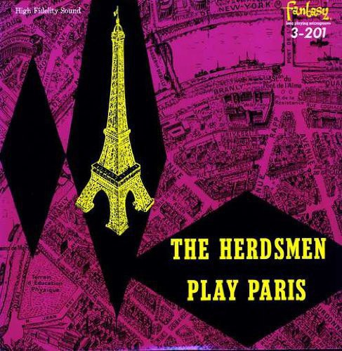 Herdsmen Play Paris /  Various