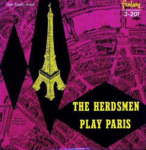 Herdsmen Play Paris /  Various