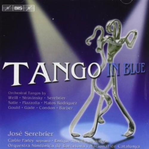 Tango in Blue /  Various