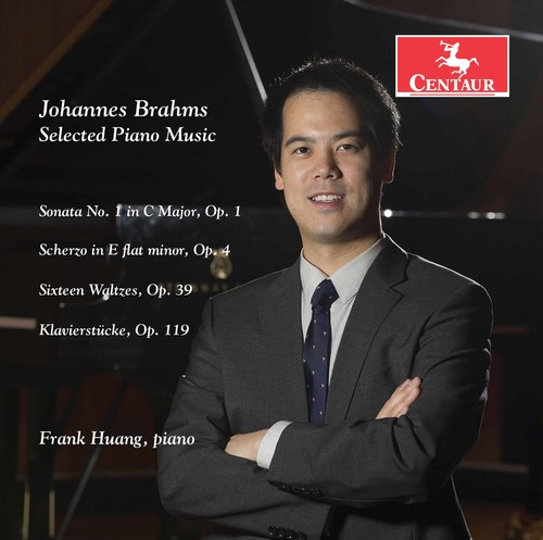 Johannes Brahms: Selected Piano Music