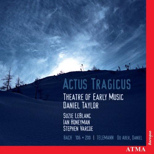 Actus Tragicus /  Cantates Funebres