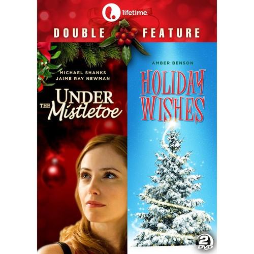 Under the Mistletoe /  Holiday Wishes