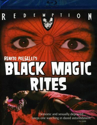 Raoul Rossi - Black Magic Rites (Aka the Reincarnation of Isabel)
