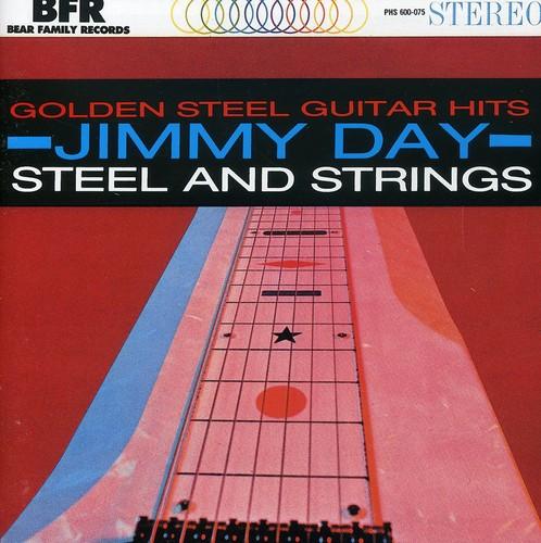 Golden Steel Guitar Hits /  Steel & Strings