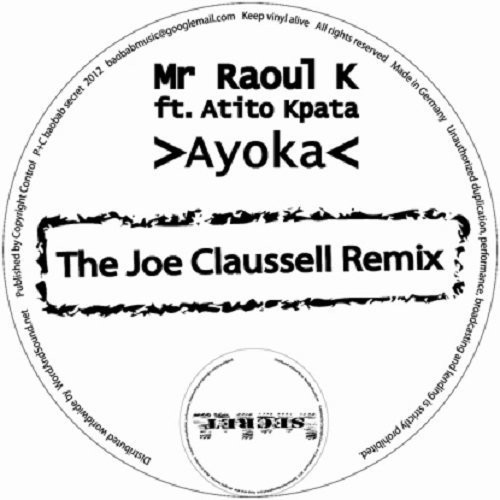 Ayoka: The Joe Claussell Remix