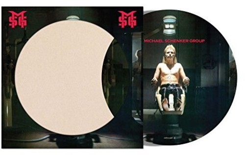 The Michael Schenker Group - Michael Schenker Group (Picture Disc) (Pict) (Uk)