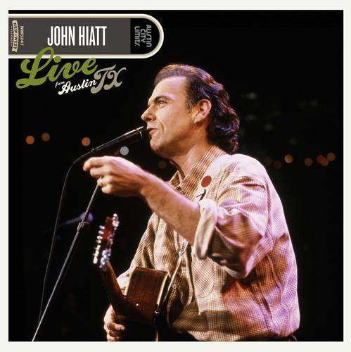 John Hiatt - Live From Austin, TX [2LP]