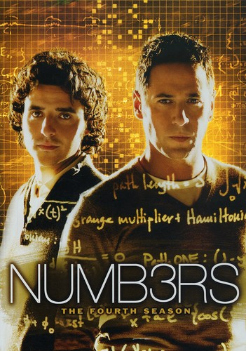 Numbers: The Complete Fourth Season