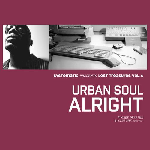 Lost Treasures Vol. 6: Alright (Remixes)