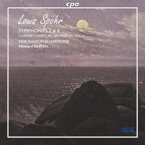 Symphonies 2 & 8