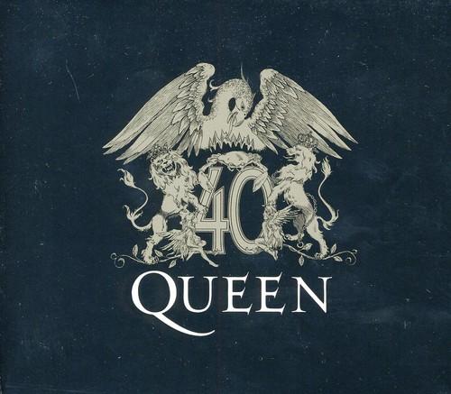 Queen - Queen 40th Anniversary Collector's Box Set