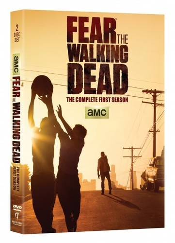 Fear The Walking Dead [TV Series] - Fear The Walking Dead: The Complete First Season [Special Edition]