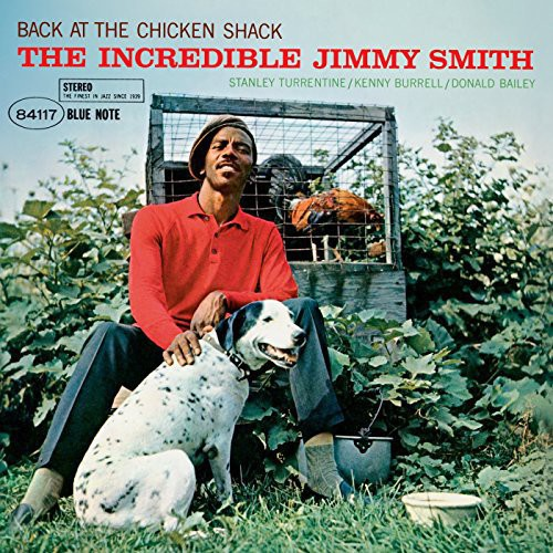 Jimmy Smith - Back at the Chicken Shack [Vinyl]